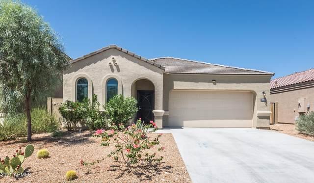 3930 N 294TH Drive, Buckeye, AZ 85396 (MLS #6285996) :: Yost Realty Group at RE/MAX Casa Grande