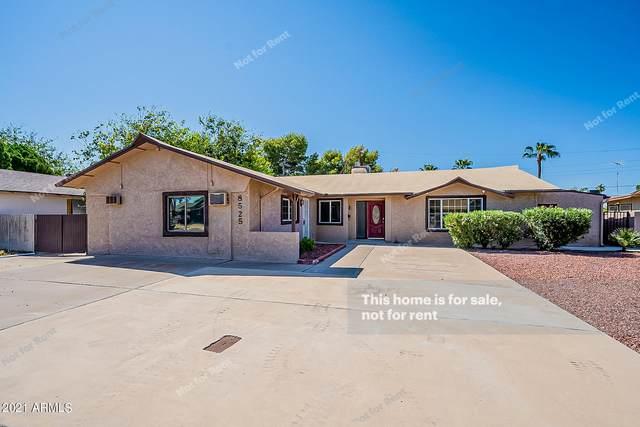 8525 E Pasadena Avenue, Scottsdale, AZ 85250 (MLS #6286008) :: West Desert Group | HomeSmart