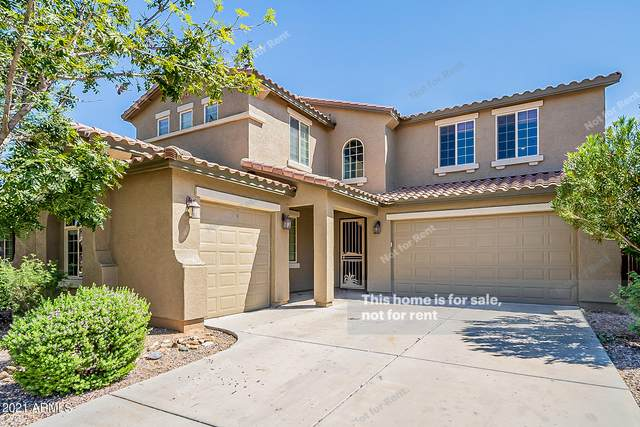 42515 W Corvalis Lane, Maricopa, AZ 85138 (MLS #6286077) :: Elite Home Advisors