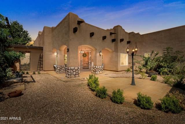 8997 E Dakota Road, Hereford, AZ 85615 (MLS #6286089) :: The Garcia Group