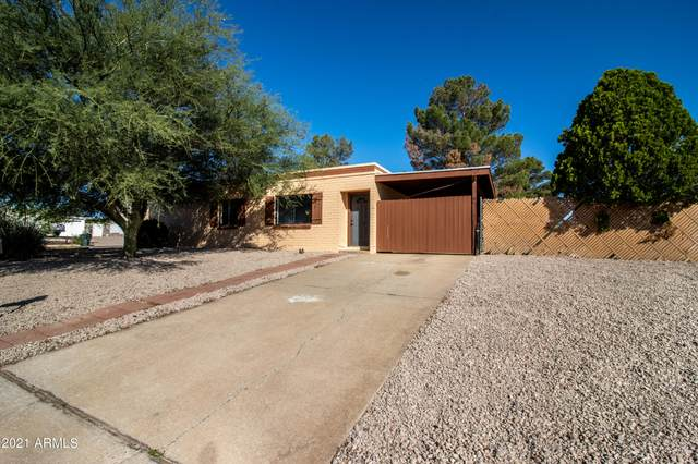 405 N Bernini Avenue, Sierra Vista, AZ 85635 (MLS #6286122) :: Executive Realty Advisors