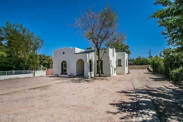 425 N 17TH Drive, Phoenix, AZ 85007 (MLS #6286126) :: Service First Realty