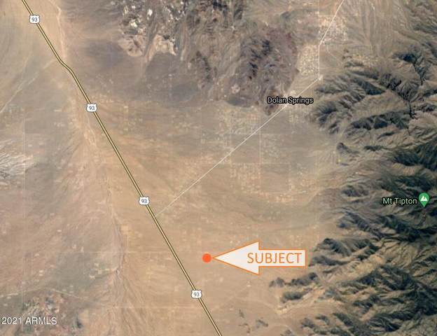 49 N Edgemont Road, Dolan Springs, AZ 86441 (MLS #6286146) :: Yost Realty Group at RE/MAX Casa Grande