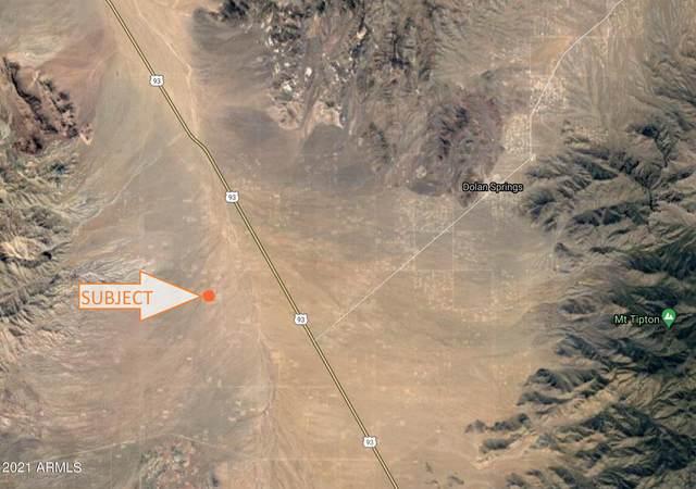 83 N Kellkari Road, Dolan Springs, AZ 86441 (MLS #6286153) :: Yost Realty Group at RE/MAX Casa Grande