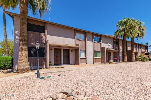 1750 E Mateo Circle #101, Mesa, AZ 85204 (MLS #6286157) :: West Desert Group | HomeSmart
