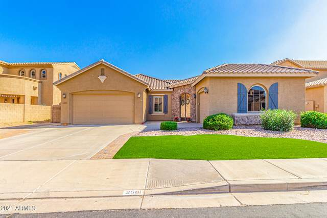 2581 E Wisteria Drive, Chandler, AZ 85286 (MLS #6286162) :: The Everest Team at eXp Realty