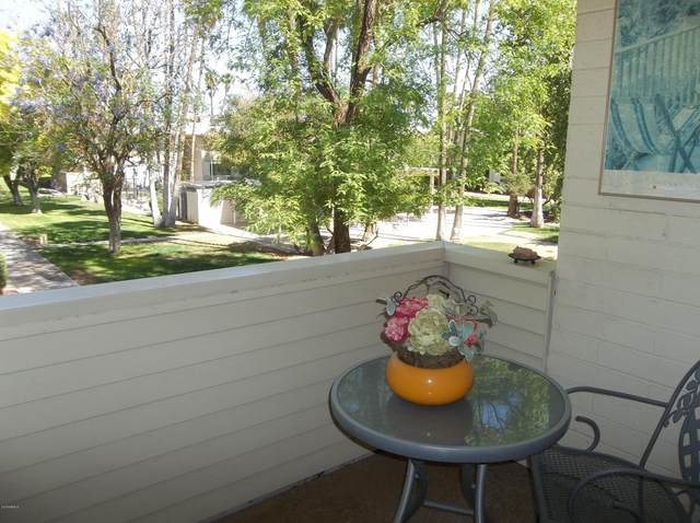 8210 E Garfield Street K216, Scottsdale, AZ 85257 (MLS #6286176) :: Arizona 1 Real Estate Team