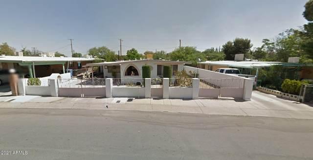 1336 W Camino De La Paloma, Nogales, AZ 85621 (MLS #6286182) :: The Everest Team at eXp Realty