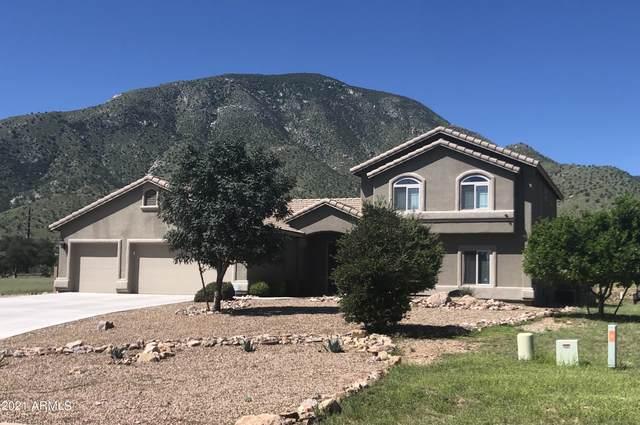 6422 E Saddlehorn Circle, Hereford, AZ 85615 (MLS #6286214) :: Yost Realty Group at RE/MAX Casa Grande