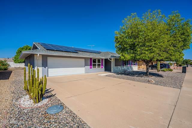 9842 W Forrester Drive, Sun City, AZ 85351 (MLS #6286231) :: Executive Realty Advisors