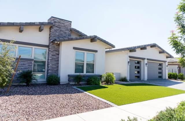 10409 E Topaz Avenue, Mesa, AZ 85212 (MLS #6286234) :: Yost Realty Group at RE/MAX Casa Grande