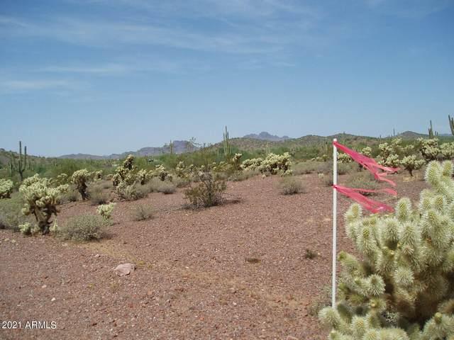 36900 N 300TH Avenue, Unincorporated County, AZ 85361 (MLS #6286267) :: The Ellens Team