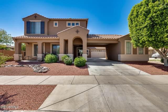 17727 W Wood Drive, Surprise, AZ 85388 (MLS #6286284) :: Yost Realty Group at RE/MAX Casa Grande