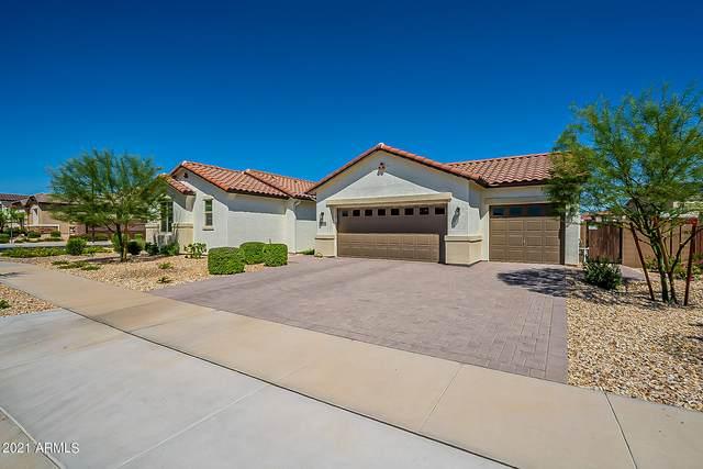 18996 W Clinton Street, Surprise, AZ 85388 (MLS #6286300) :: Klaus Team Real Estate Solutions