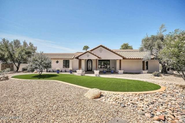 7401 E Kalil Drive, Scottsdale, AZ 85260 (MLS #6286306) :: Hurtado Homes Group