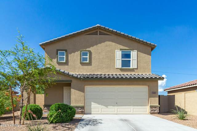 1080 W Prior Avenue, Coolidge, AZ 85128 (MLS #6286310) :: Service First Realty