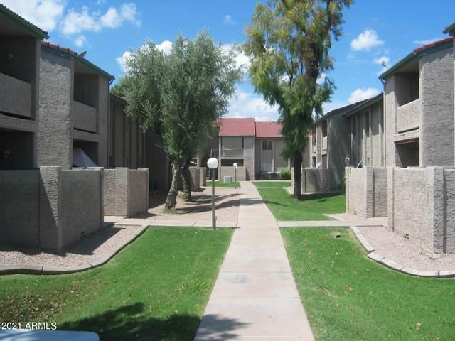 623 W Guadalupe Road #264, Mesa, AZ 85210 (MLS #6286316) :: ASAP Realty