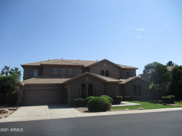 2087 E Libra Place, Chandler, AZ 85249 (MLS #6286321) :: Power Realty Group Model Home Center