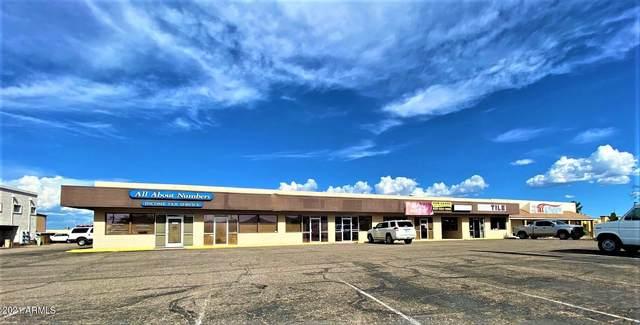 1939 Frontage Road, Sierra Vista, AZ 85635 (MLS #6286357) :: Arizona 1 Real Estate Team
