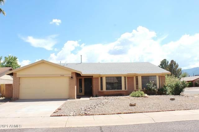 3660 Osprey Drive, Sierra Vista, AZ 85650 (MLS #6286358) :: Executive Realty Advisors