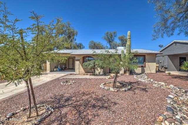 9054 W Pineveta Drive, Arizona City, AZ 85123 (MLS #6286367) :: Executive Realty Advisors