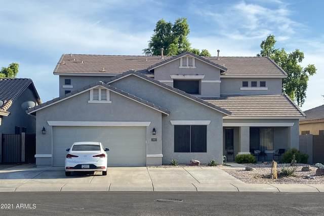 12921 W Flower Street, Avondale, AZ 85392 (MLS #6286382) :: Hurtado Homes Group