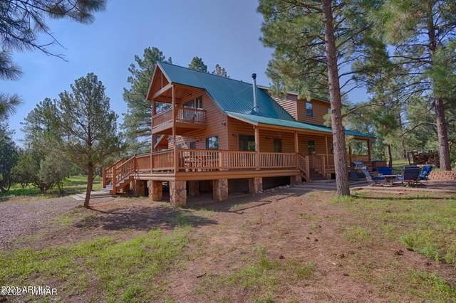 3330 Tonto Drive, Overgaard, AZ 85933 (MLS #6286384) :: Klaus Team Real Estate Solutions