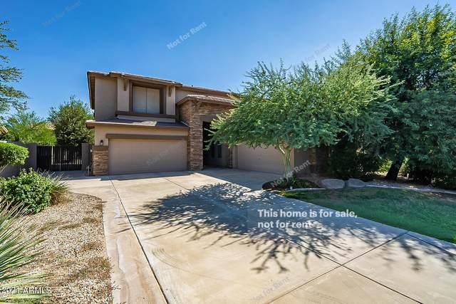 4645 E Westchester Drive, Chandler, AZ 85249 (MLS #6286409) :: Yost Realty Group at RE/MAX Casa Grande