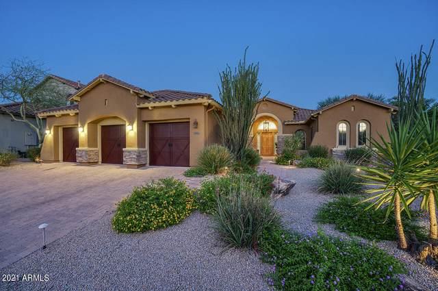 23013 N 39TH Way, Phoenix, AZ 85050 (MLS #6286412) :: The Riddle Group