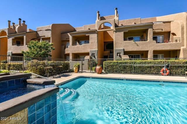 3845 E Greenway Road #221, Phoenix, AZ 85032 (MLS #6286438) :: Elite Home Advisors
