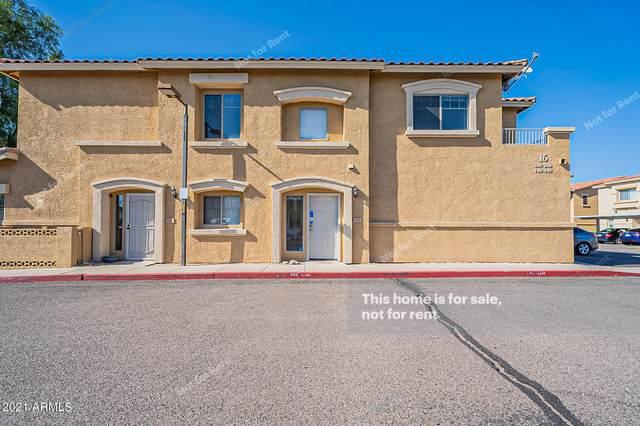 525 N Miller Road #248, Scottsdale, AZ 85257 (MLS #6286450) :: Executive Realty Advisors