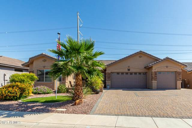 11201 E Posada Avenue, Mesa, AZ 85212 (MLS #6286481) :: Elite Home Advisors