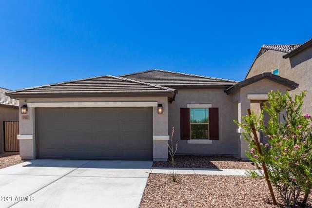 733 W Kingman Drive, Casa Grande, AZ 85122 (MLS #6286519) :: Elite Home Advisors