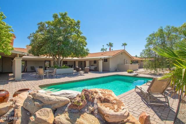 15912 E Palomino Boulevard, Fountain Hills, AZ 85268 (MLS #6286535) :: The Daniel Montez Real Estate Group