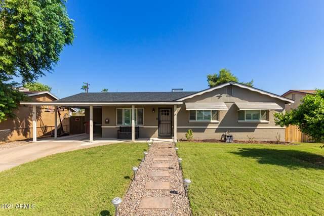 7830 E Belleview Street, Scottsdale, AZ 85257 (MLS #6286540) :: Relevate | Phoenix