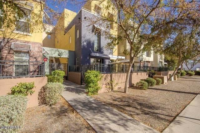 706 E Washington Street #124, Phoenix, AZ 85034 (MLS #6286547) :: Yost Realty Group at RE/MAX Casa Grande