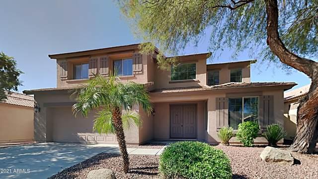 5944 W Leiber Place, Glendale, AZ 85310 (MLS #6286558) :: Klaus Team Real Estate Solutions