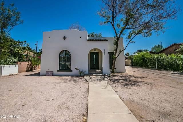 425 N 17TH Drive, Phoenix, AZ 85007 (MLS #6286565) :: Yost Realty Group at RE/MAX Casa Grande