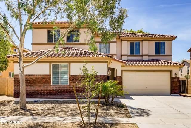 17315 W Buckhorn Trail, Surprise, AZ 85387 (MLS #6286580) :: Elite Home Advisors