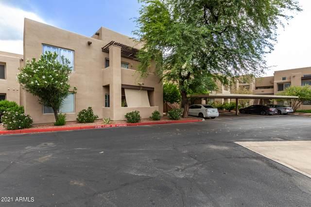 11260 N 92ND Street #2128, Scottsdale, AZ 85260 (MLS #6286586) :: Zolin Group