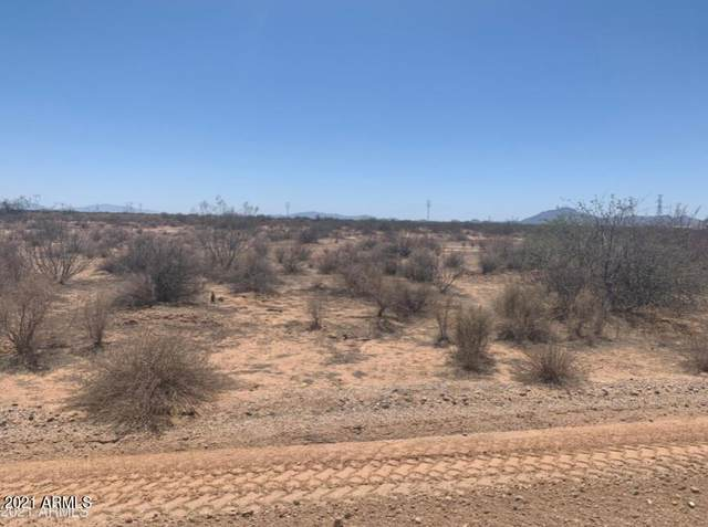 0 W Antares Drive, Eloy, AZ 85131 (MLS #6286603) :: Service First Realty