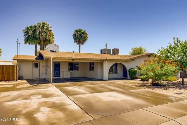2190 E Greenway Drive, Tempe, AZ 85282 (MLS #6286608) :: Elite Home Advisors