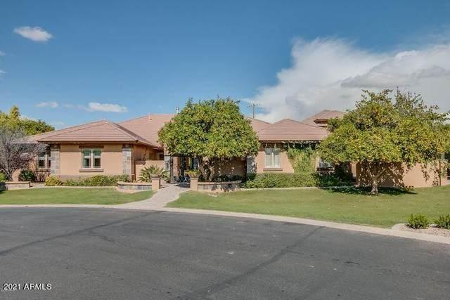 4122 E Mclellan Road #14, Mesa, AZ 85205 (MLS #6286641) :: Klaus Team Real Estate Solutions
