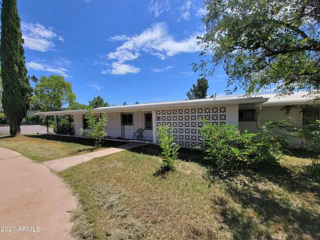 110 Coconino Drive, Bisbee, AZ 85603 (MLS #6286648) :: The Newman Team