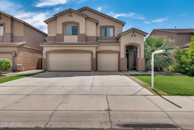 36303 W Velazquez Drive, Maricopa, AZ 85138 (MLS #6286665) :: Yost Realty Group at RE/MAX Casa Grande