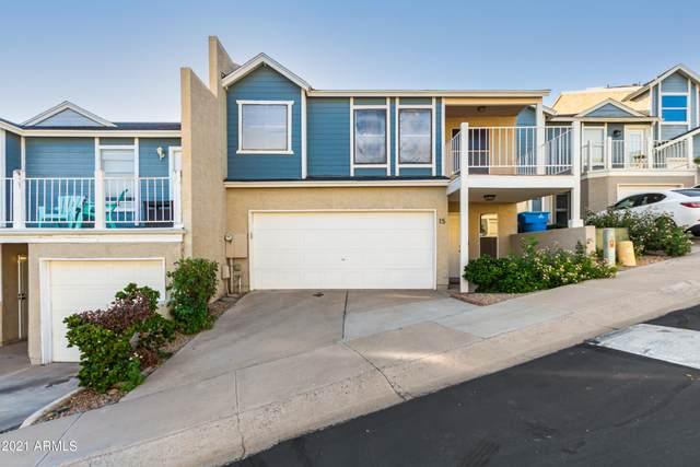 1102 W Peoria Avenue #15, Phoenix, AZ 85029 (MLS #6286689) :: Yost Realty Group at RE/MAX Casa Grande