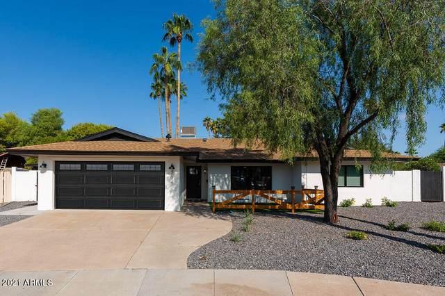 5014 N 87TH Way, Scottsdale, AZ 85250 (MLS #6286702) :: Elite Home Advisors