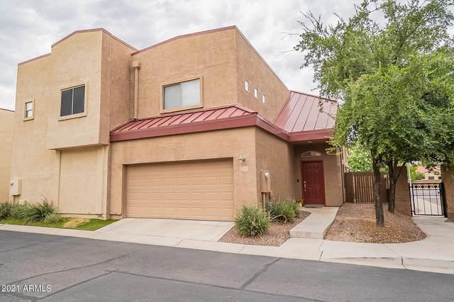 1015 S Val Vista Drive #1, Mesa, AZ 85204 (MLS #6286760) :: Yost Realty Group at RE/MAX Casa Grande