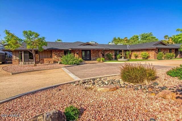 5726 E Shea Boulevard, Scottsdale, AZ 85254 (MLS #6286771) :: Executive Realty Advisors