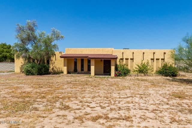 228 W Calle Tuberia, Casa Grande, AZ 85194 (MLS #6286807) :: Yost Realty Group at RE/MAX Casa Grande